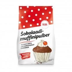 Vilma šokolaadimuffinipulber