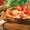 Vilma juubelitordipulber, Maasika-rabarberikook
