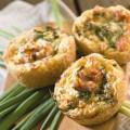 Vilma pitsapõhjapulber, Singi-juustukorvikesed